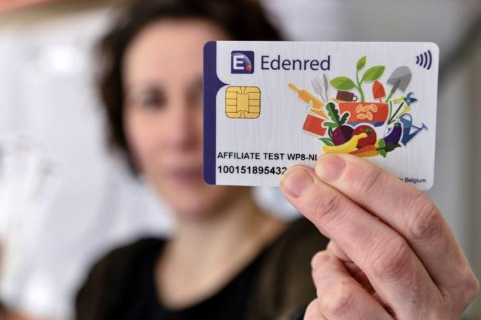 Edenred start met elektronische ecocheques