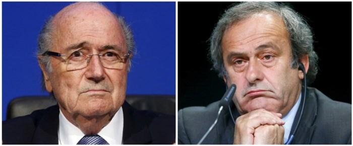Documenten in beslag genomen op Franse voetbalbond in verband met verdachte betaling Blatter