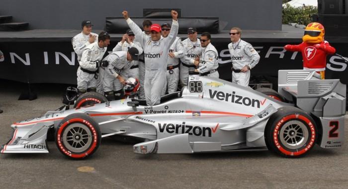 Colombiaan Montoya rijdt naar zege IndyCar in Florida