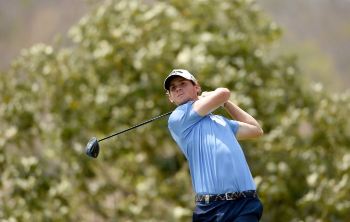 Thomas Pieters wordt derde in Thailand