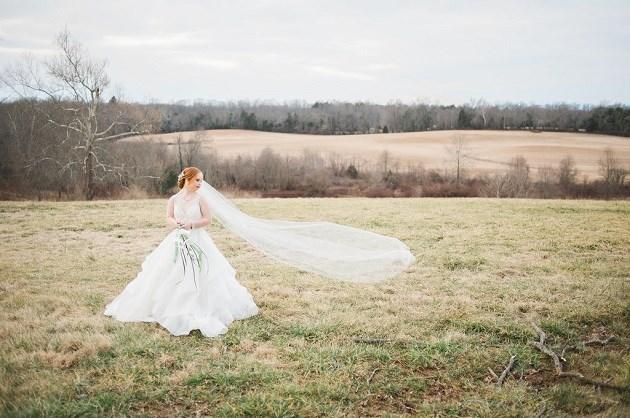 Meisje met Downsyndroom schittert in huwelijksreportage