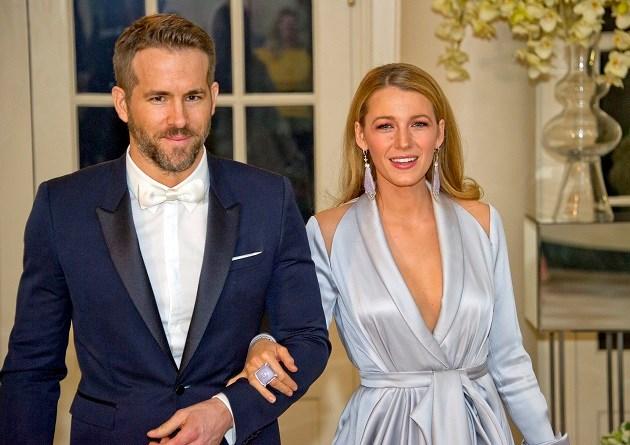Dochters van Obama onder de indruk van Ryan Reynolds