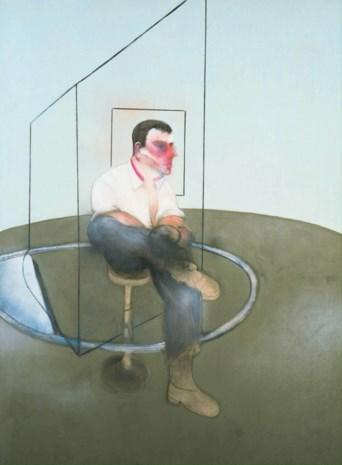 Vijf doeken van Francis Bacon gestolen in Madrid