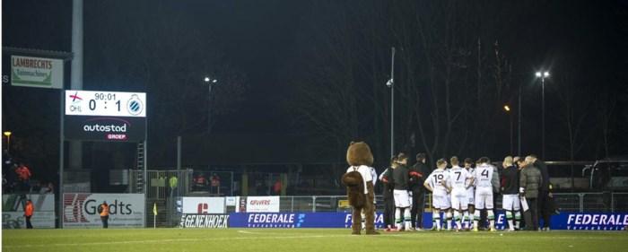 "Woordvoerder OHL: ""Oud-Heverlee Leuven komt zeker en sterker terug"""
