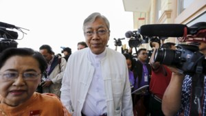 Vertrouweling Aung San Suu Kyi nieuwe president Myanmar
