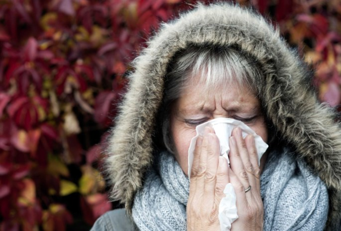 Nu ook meer en meer griep bij volwassenen