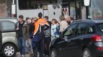 Leerlingen Sint-Rita vallen ouders in de armen na terugkeer uit Zaventem