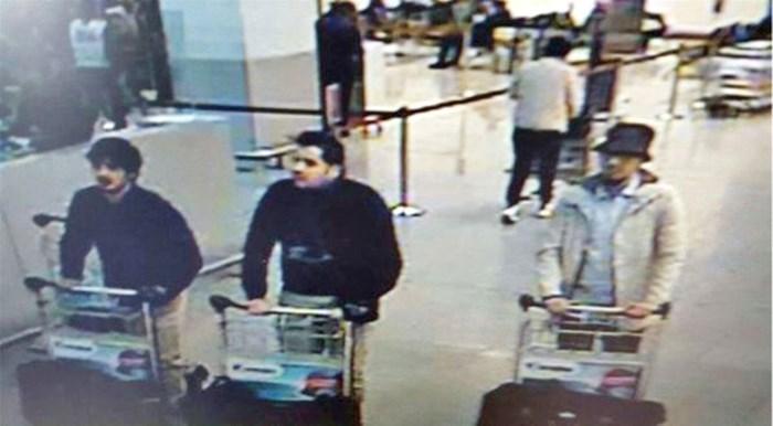 Terroristen vermomd als toeristen met taxi naar Zaventem