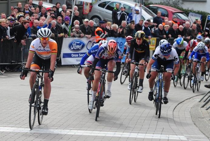 Marianne Vos wint Pajot Hills Classic maar past voor de Ronde