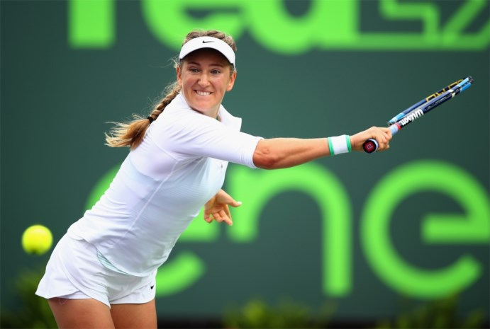 Azarenka vlot naar halve finales WTA Miami