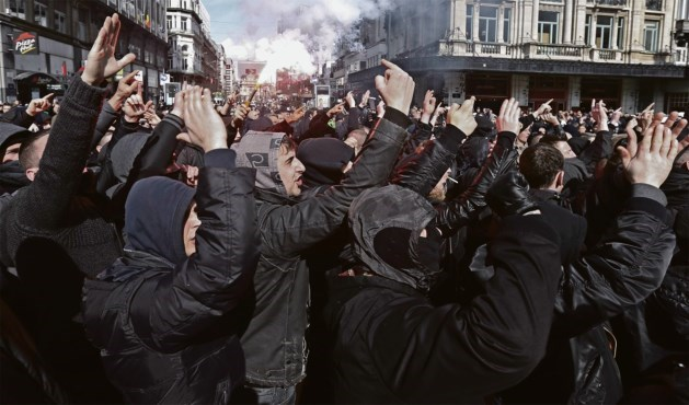 """Hooligans reageren: """"Het liep compleet uit de hand"""""""