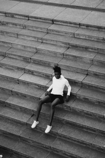 Loopsters Elodie Ouedraogo en Olivia Borlée lanceren sportieve collectie