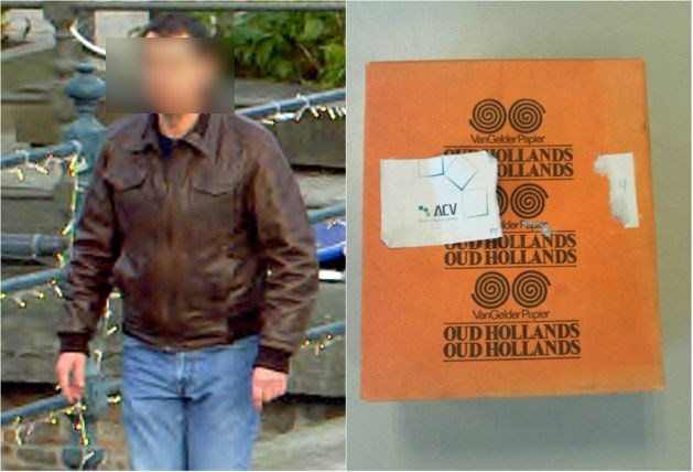 Verdachte geïdentificeerd van verdacht pakket aan moskee