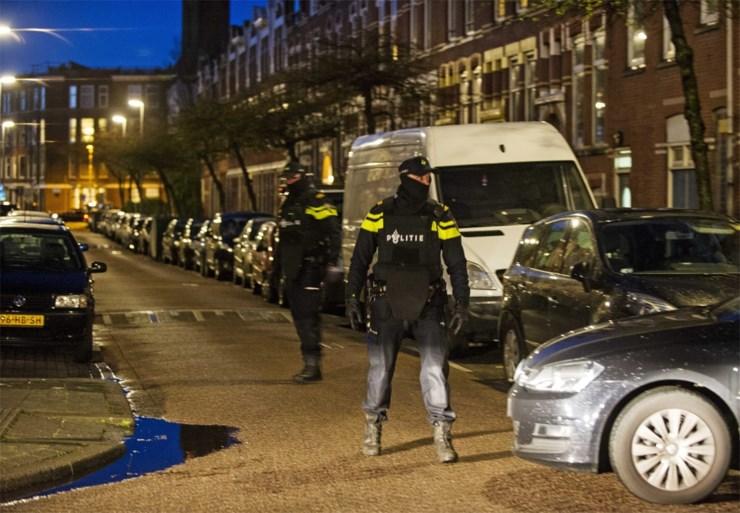 Opnieuw inval in Rotterdam in terreuronderzoek