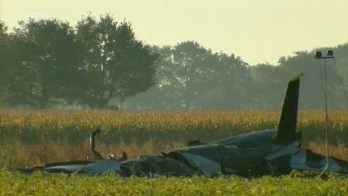 Oorzaak vliegtuigcrash Valkenswaard is gekend