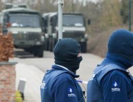 Grote zoekactie in terreuronderzoek afgelopen: leger verlaat Marke