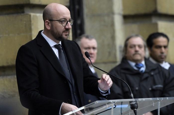 Terroristen viseerden kabinet premier Michel