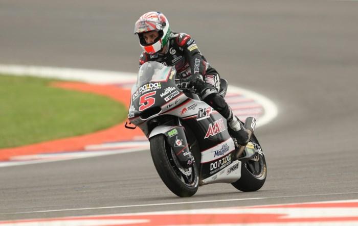 Wereldkampioen Zarco wint GP Argentinië in Moto2, Xavier Siméon is 12e