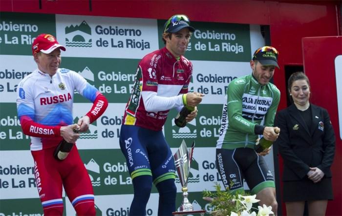 Michael Matthews triomfeert in Ronde van Rioja