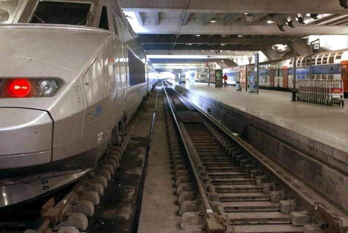 Gewapende agenten in burger op treinen in Frankrijk