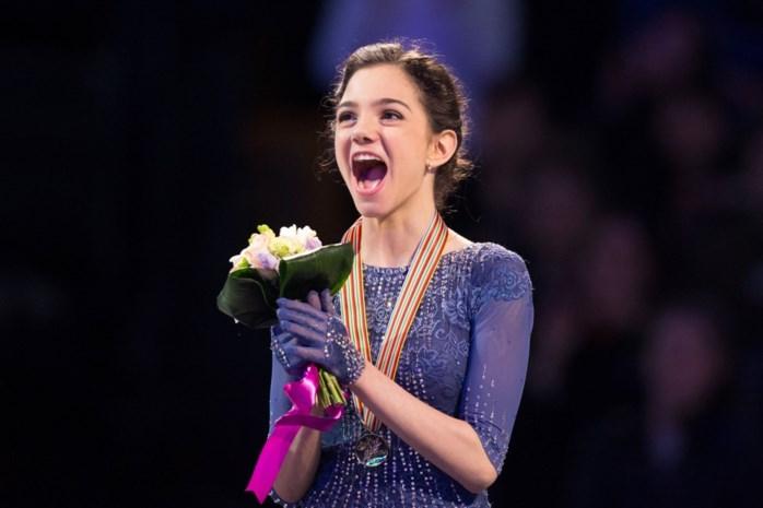 16-jarige Russische verovert wereldtitel op WK kunstschaatsen