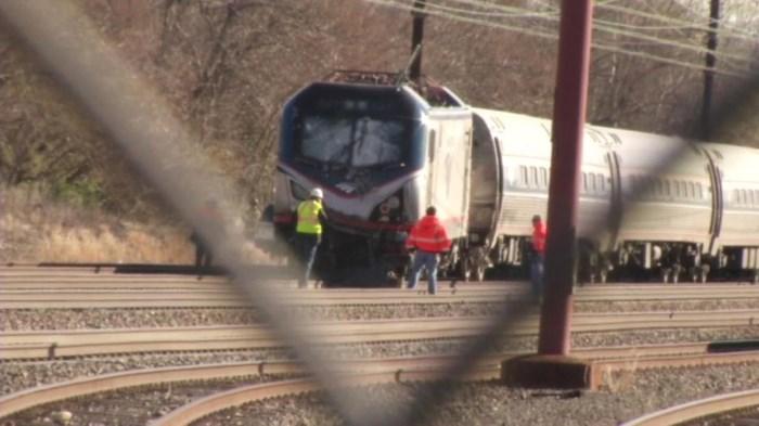 Twee doden en tientallen gewonden bij treinongeval in VS