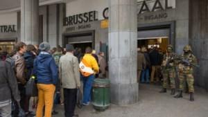 Brusselse metro's rijden vanaf maandag tot 21 uur