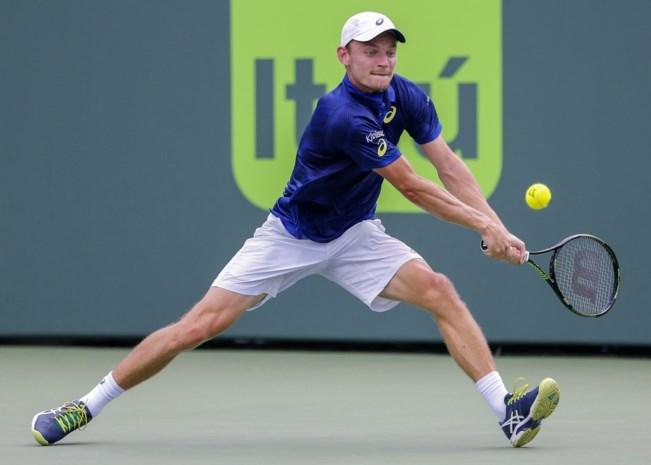 Amper wijzigingen op ATP-ranking, Goffin blijft 13e