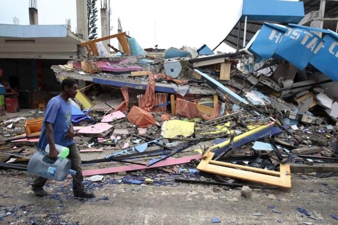 Stad steunt slachtoffers aardbeving Ecuador
