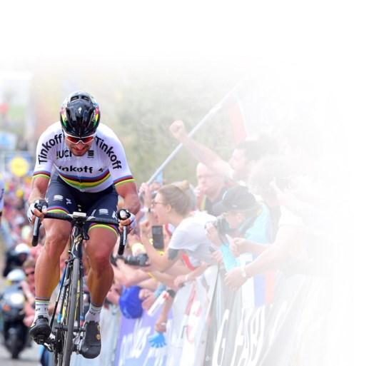 Sagan wint 100ste Ronde van Vlaanderen met grandioze solo