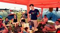 Gasflessen verboden op camping Rock Werchter
