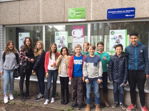 Klimaatneutrale school hoopt op 5.000 euro crowdfunding