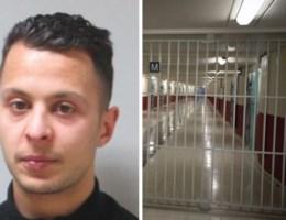 """Salah Abdeslam wordt in """"grootste gevangenis van Europa"""" geplaatst"""