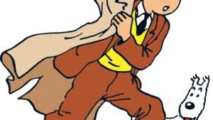 Dubbele strippagina van Hergé geveild voor meer dan een miljoen euro
