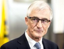 """Bourgeois na ontslag Turtelboom: """"We verliezen een fijne collega"""""""