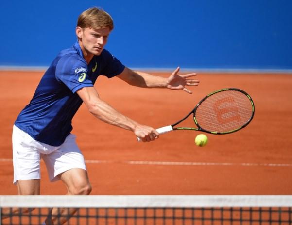 David Goffin blijft lonken naar top-10 op ATP-ranking