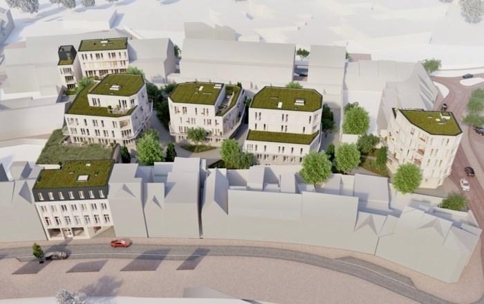 Stad Lier weigert vergunning voor bouw van 85 appartementen