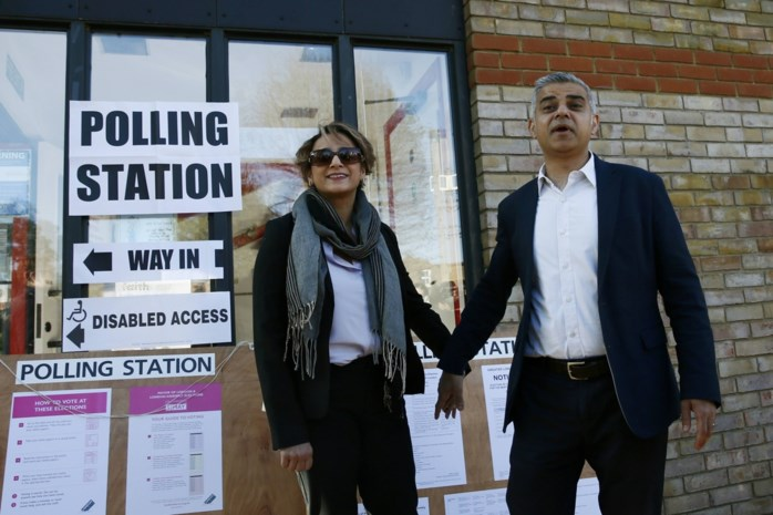 Londen krijgt vermoedelijk eerste moslimburgemeester