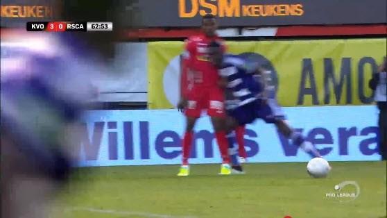 Kara blijft ook na beroep Anderlecht geschorst tegen Club Brugge