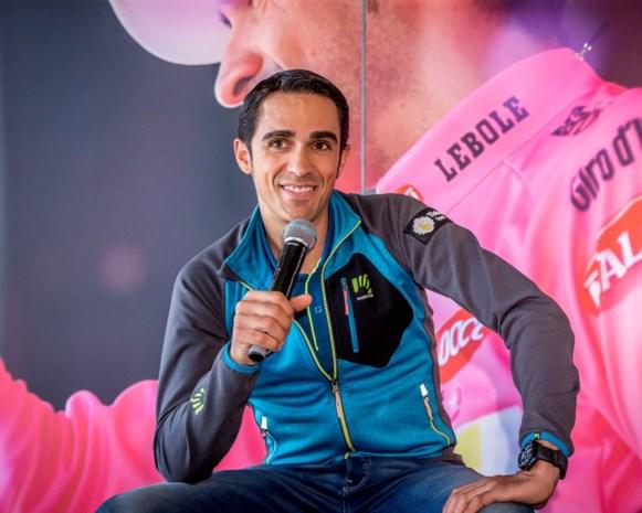 Alberto Contador gaat zeker nog door in 2017