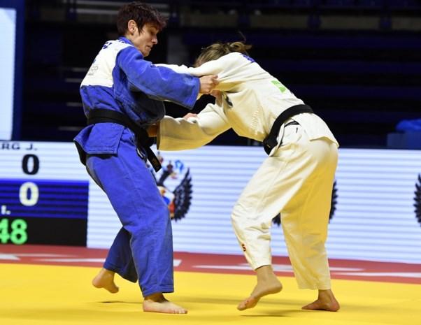 Grand Slam judo Bakoe. Ilse Heylen en Senne Wyns stranden snel, Kenneth Van Gansebeke naar halve finales