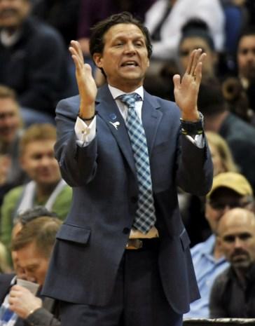 Utah Jazz geeft coach nieuw contract
