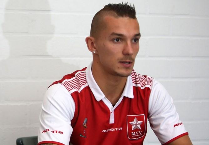 Jordy Croux brengt MVV stapje dichter bij Eredivisie