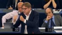 Verhofstadt roept iedereen op om Erdogan
