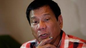 Duterte wint presidentsverkiezing op de Filipijnen