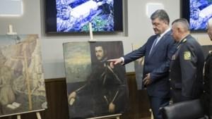 Schilderijen spectaculaire kunstroof in Oekraïne opgedoken
