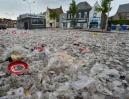 Zo ziet Brugge eruit ná titelfeest