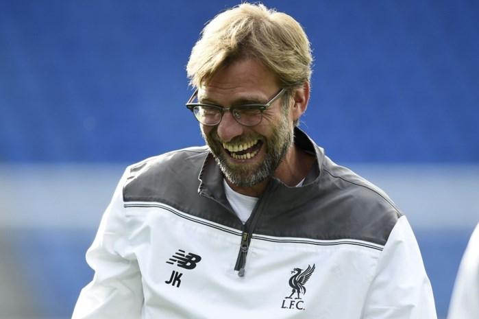 """Liverpool-coach Klopp over Divock Origi: """"Jammer, nu kunnen we niets inoefenen"""""""