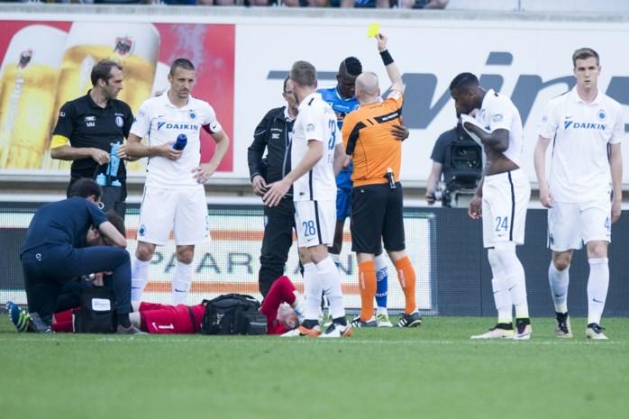 Geschillencommissie streng: seizoen afgelopen voor Coulibaly (AA Gent), Ovono (Oostende) één match geschorst