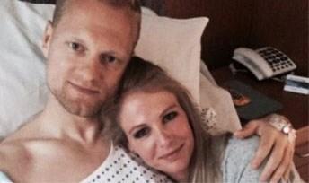 """Olivier Deschacht is geopereerd aan """"heel vervelende blessure"""""""
